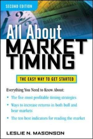 All About Market Timing Second Edition af Leslie N Masonson
