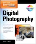 How to Do Everything Digital Photography (How to Do Everything)