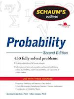 Schaum's Outline of Probability, Second Edition (Schaum's Outline Series)