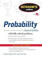 Schaum's Outline of Probability (Schaum's Outline Series)