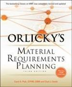 Orlicky's Material Requirements Planning, Third Edition (Mechanical Engineering)
