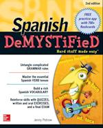 Spanish DeMYSTiFieD, Second Edition (Demystified)