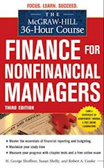 McGraw-Hill 36-Hour Course: Finance for Non-Financial Managers 3/E (McGraw-Hill 36-hour Courses)