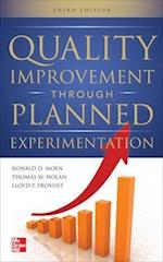 Quality Improvement Through Planned Experimentation (Mechanical Engineering)