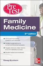 Family Medicine (PRETEST SERIES)