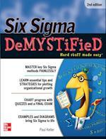 Six Sigma Demystified, Second Edition (Demystified)