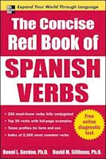Concise Red Book Of Spanish Verbs (The Big Book Series)