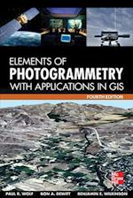 Elements of Photogrammetry with Application in GIS (Mechanical Engineering)