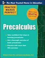 Practice Makes Perfect Precalculus af William Clark, Sandra Luna McCune