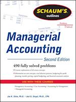 Schaum's Outline of Managerial Accounting (Schaum's Outline Series)