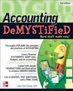 Accounting Demystified (Demystified)