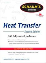 Schaum's Outline of Heat Transfer (Schaum's Outline Series)