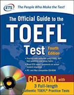 Official Guide to the TOEFL Test With CD-ROM (Test Prep)