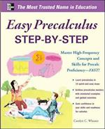 Easy PreCalculus Step-by-Step (Easy Step-by-Step)