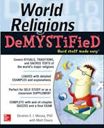 World Religions Demystified (EBOOK) (Demystified)