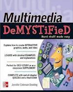 Multimedia Demystified (Consumer Appl Hardware OMG)