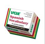 Vox Spanish Vocabulary Flashcards (NTC Foreign Language)