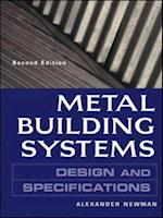 Metal Building Systems Design and Specifications 2/E (Handbook)
