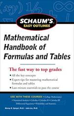 Schaum's Easy Outline of Mathematical Handbook of Formulas and Tables, Revised Edition (Schaum's Easy Outlines)