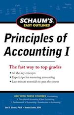 Schaum's Easy Outlines Principles of Accounting I (Schaum's Easy Outlines)