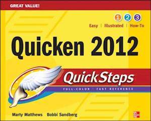 Quicken 2012 QuickSteps af Martin Matthews