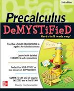 Precalculus Demystified (Demystified)