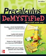 Pre-calculus Demystified, Second Edition (Demystified)