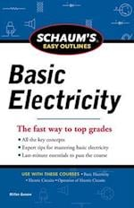 Schaums Easy Outline of Basic Electricity (Schaum's Easy Outlines)