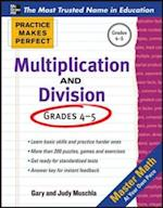 Practice Makes Perfect Multiplication and Division (Practice Makes Perfect Series)