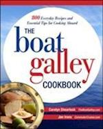 The Boat Galley Cookbook: 800 Everyday Recipes and Essential Tips for Cooking Aboard (International Marine RMP)