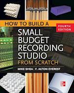 How to Build a Small Budget Recording Studio from Scratch (Electronics)
