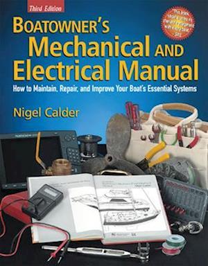 Bog ukendt format Boatowner's Mechanical and Electrical Manual af Nigel Calder