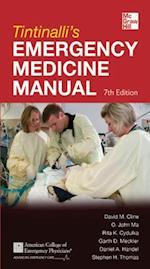 Tintinalli's Emergency Medicine Manual 7/E af David Cline