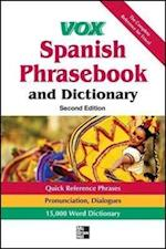 Vox Spanish Phrasebook and Dictionary (Vox Dictionaries)