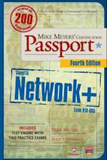 Mike Meyers  CompTIA Network+ Certification Passport, 4th Edition (Exam N10-005) (Comptia Authorized)
