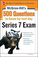 McGraw-Hill's 500 Series 7 Exam Questions (Mcgraw-hill's 500 Questions)