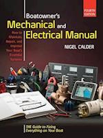 Boatowners Mechanical and Electrical Manual af Nigel Calder
