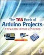 Tab Book of Arduino Projects