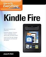 How to Do Everything Kindle Fire af Jason R Rich