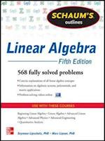 Schaum's Outline of Linear Algebra (Schaum)
