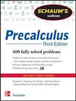 Schaum's Outline of Precalculus (SCHAUM'S OUTLINES)