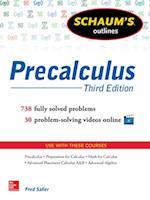 Schaum's Outline of Precalculus, 3rd Edition (Schaum's Outline Series)