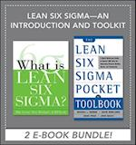 Lean Six Sigma - An Introduction and Toolkit (EBOOK BUNDLE) af George, Michael