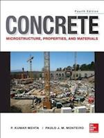 Concrete: Microstructure, Properties, and Materials (Mechanical Engineering)