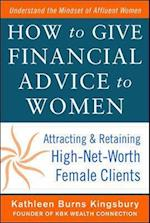 How to Give Financial Advice to Women