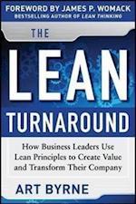 The Lean Turnaround
