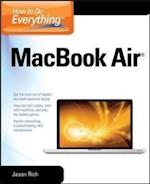 How to Do Everything MacBook Air (How to Do Everything)
