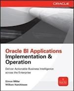 Oracle Business Intelligence Applications af Simon Miller