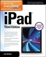 How to Do Everything: iPad, 3rd Edition (How to Do Everything)