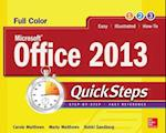 Microsoft (R) Office 2013 QuickSteps (Quick steps)